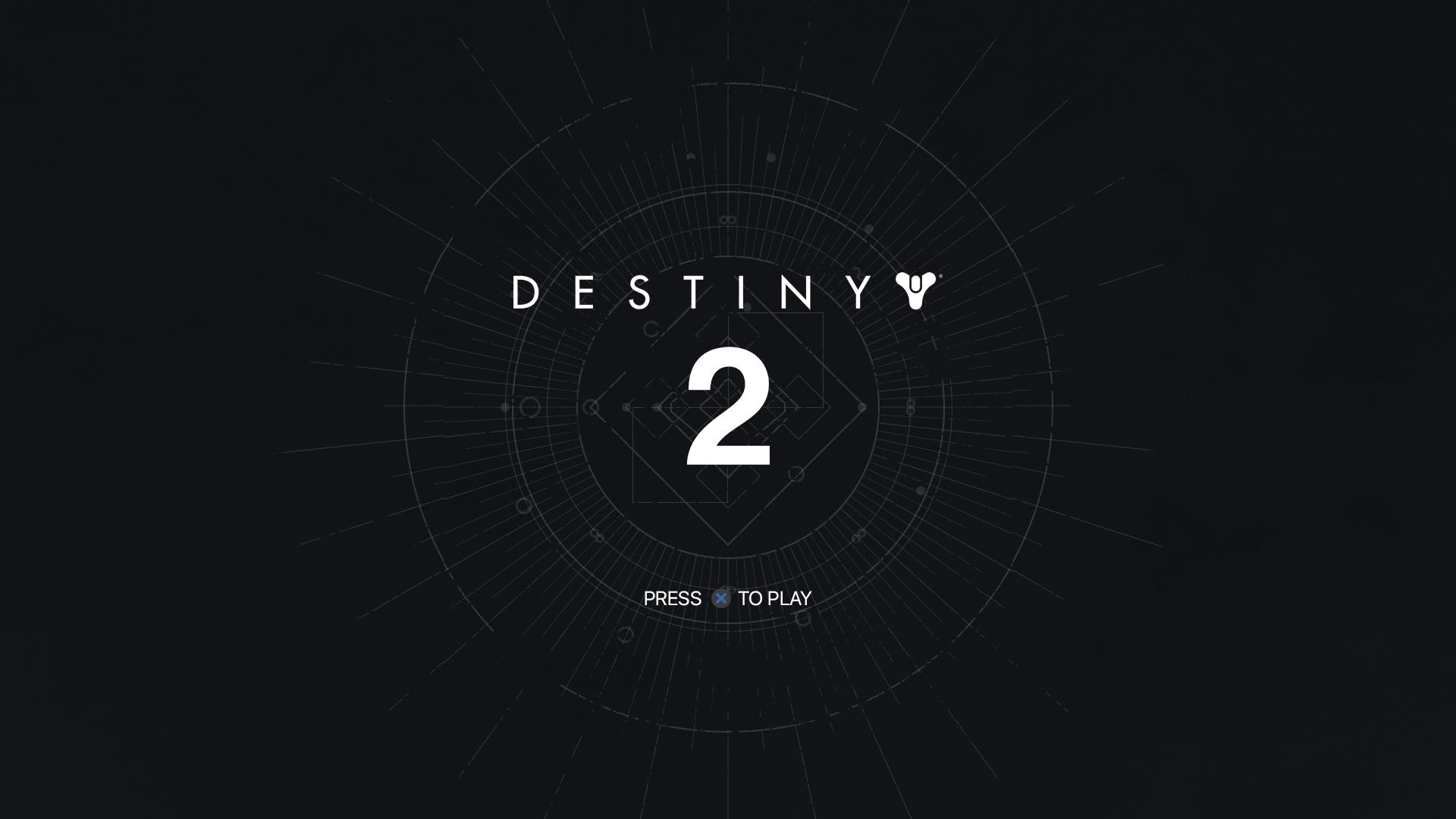 Destiny 2 Home Screen Wallpaper 61912