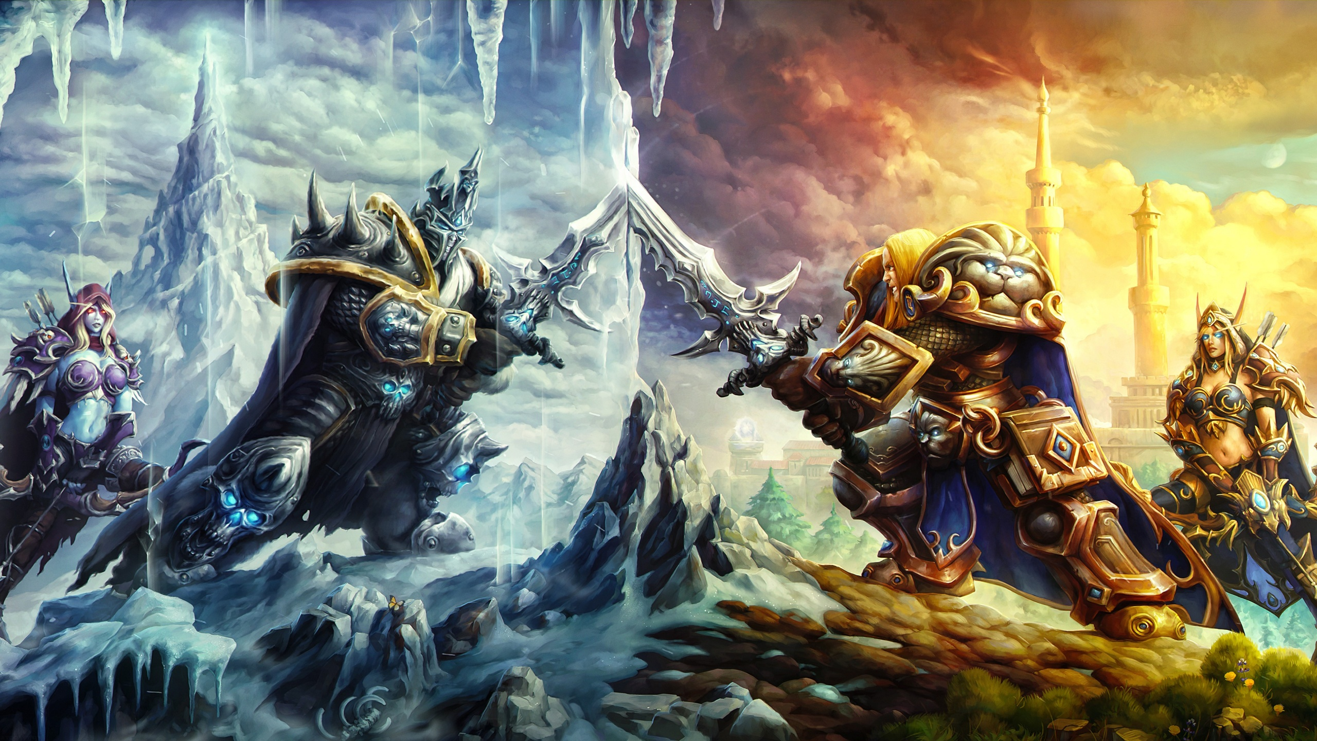 heroes of the storm game wallpaper background 61881