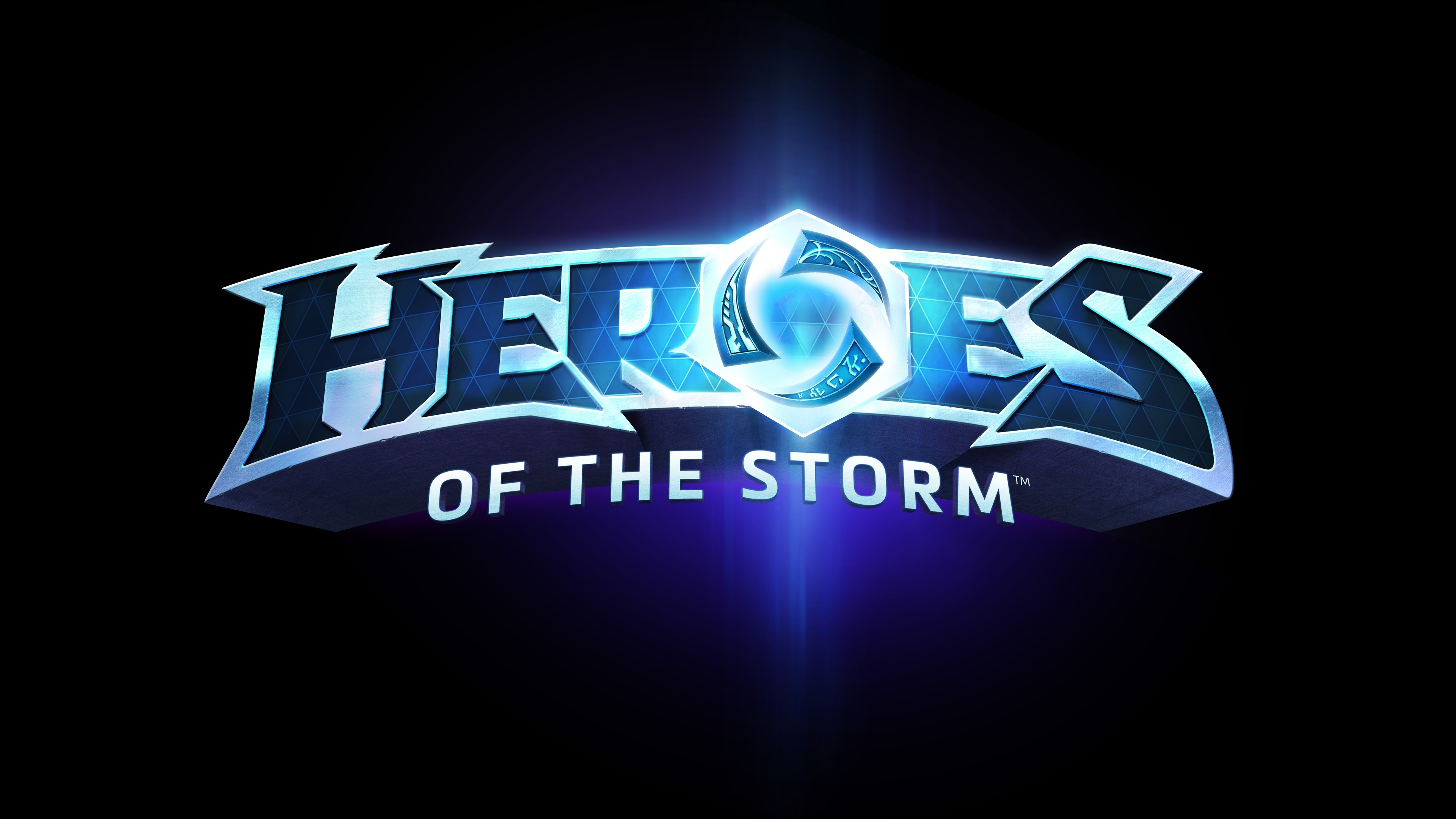 heroes of the storm logo widescreen wallpaper 61882
