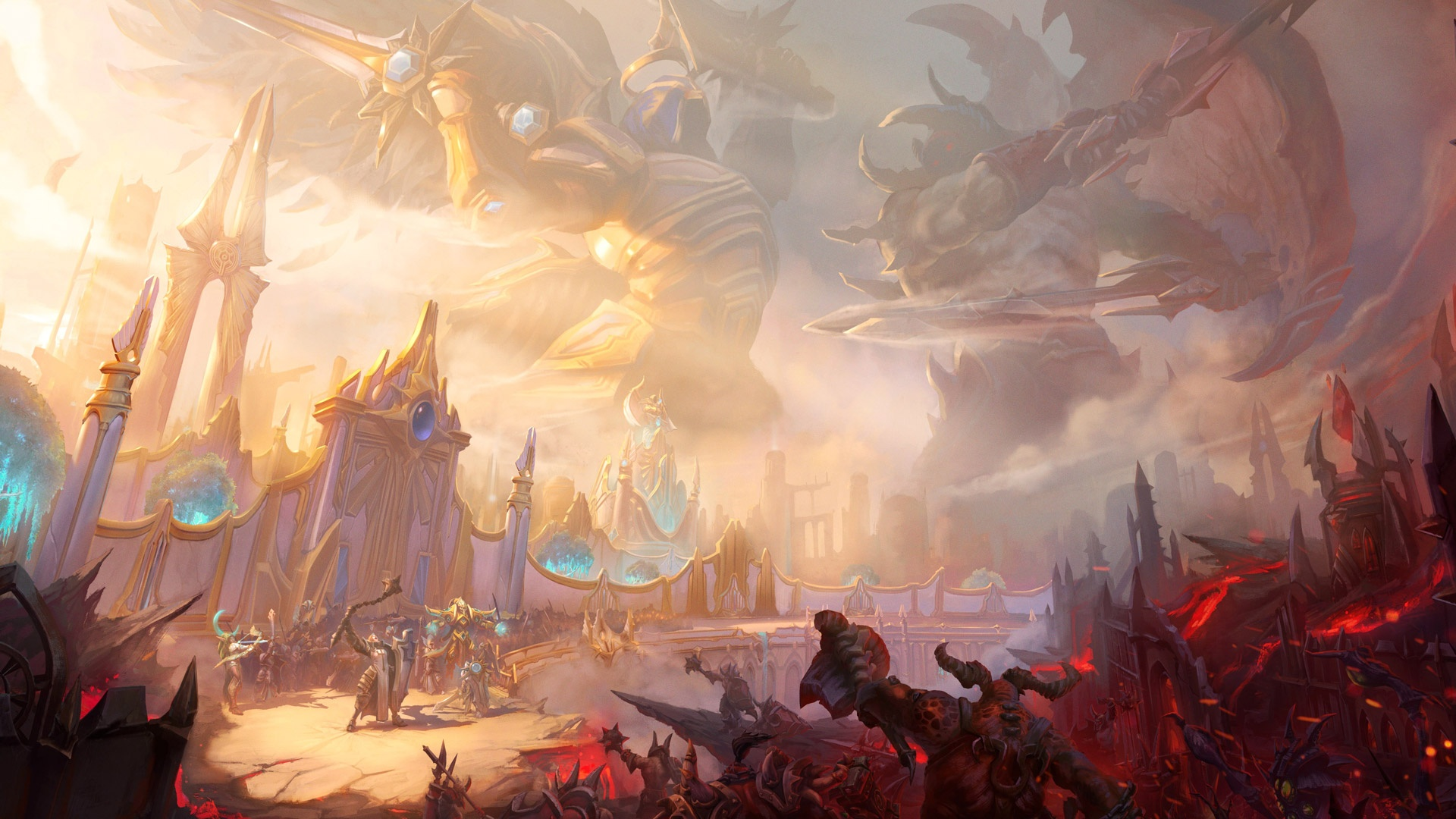 heroes of the storm wallpaper 61886