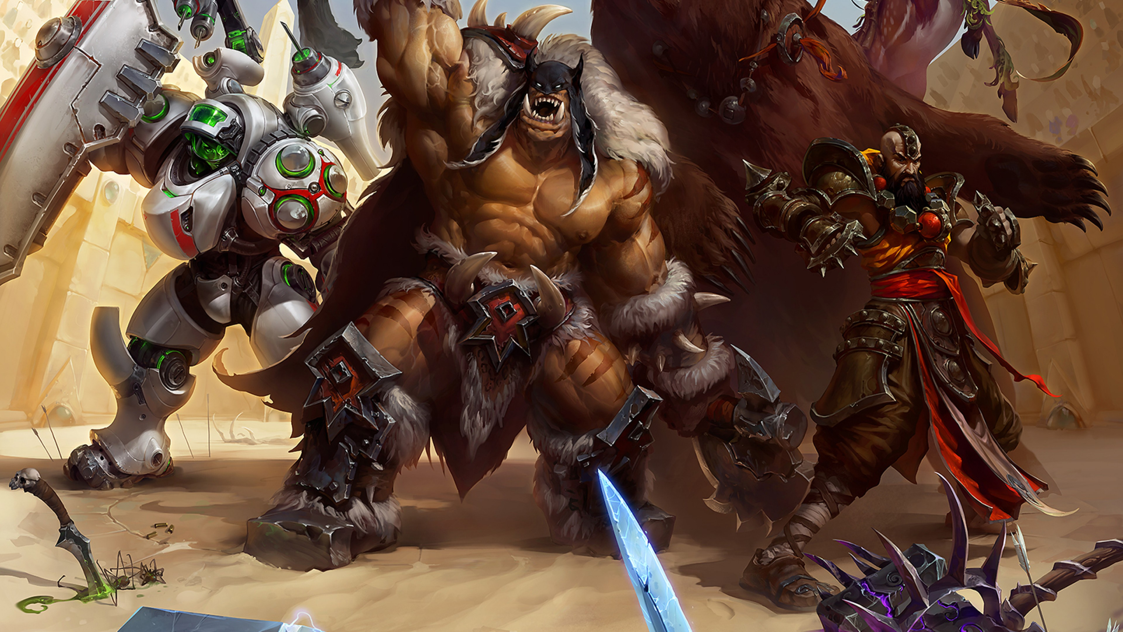 heroes of the storm wallpaper background hd 61885