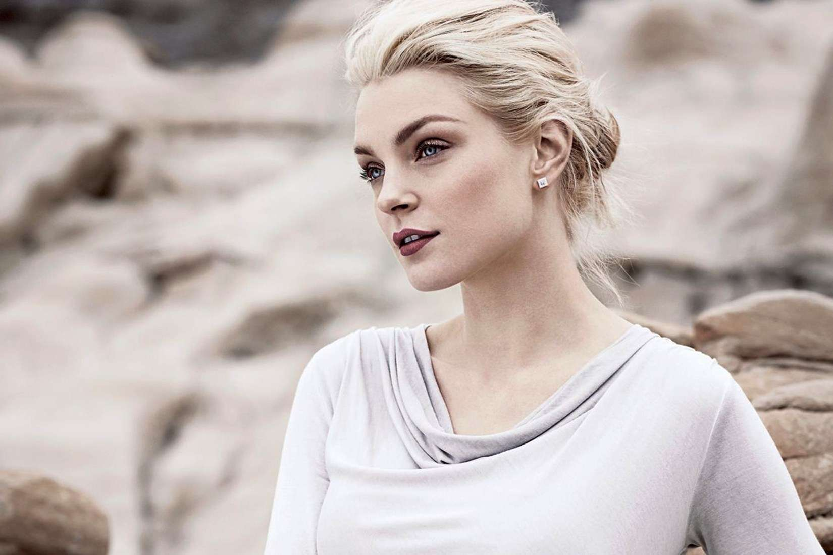 jessica stam makeup wallpaper 60107
