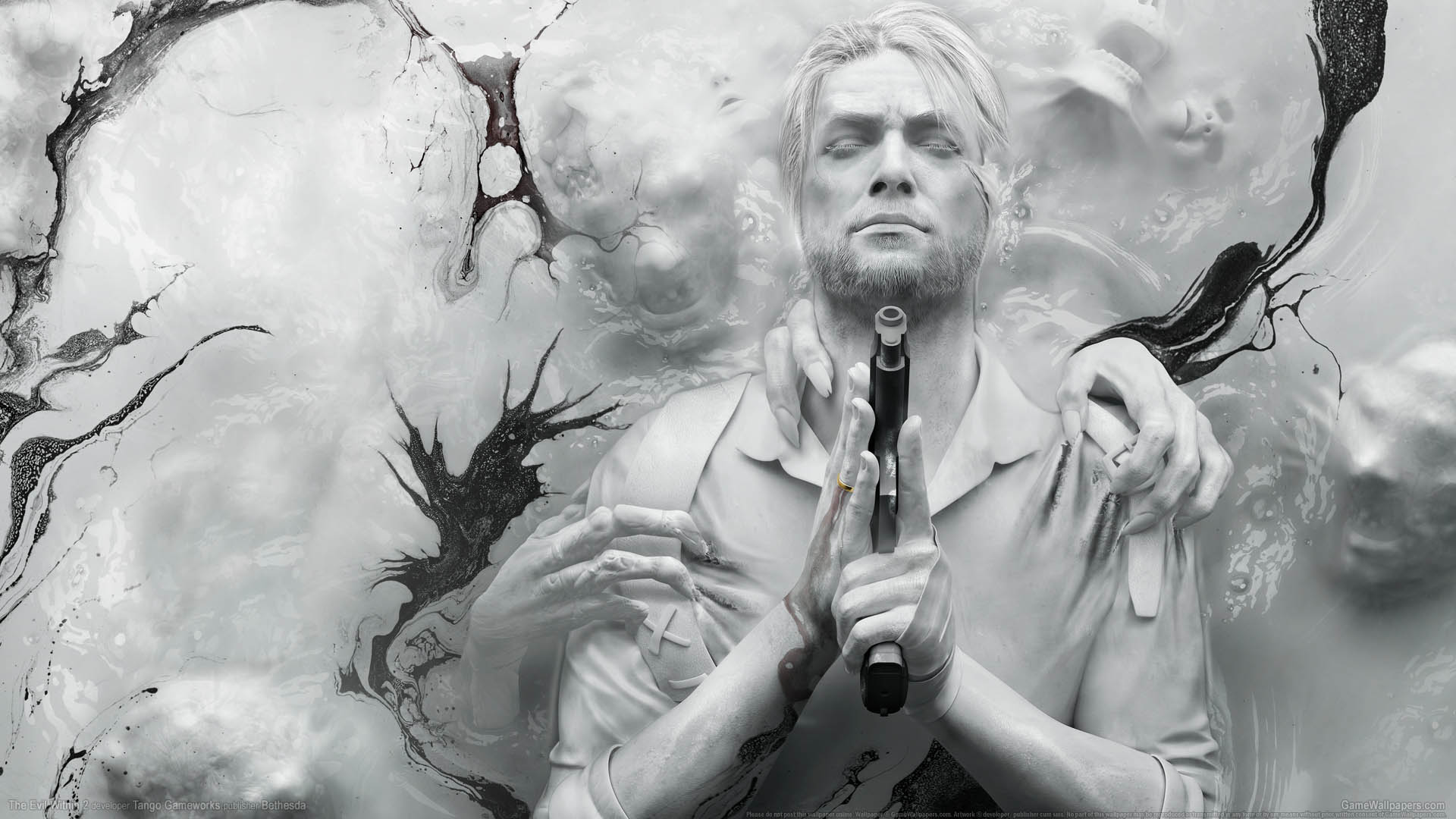 the evil within 2 game wallpaper 61708