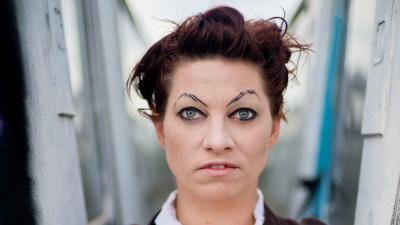 Amanda Palmer Makeup Wallpaper 60063