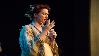 Amanda Palmer Performing Wallpaper 60064