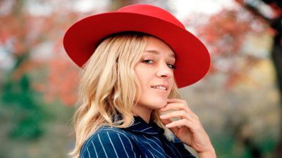 Chloe Sevigny Red Hat Wallpaper 61536