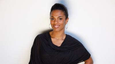 Freema Agyeman Smile Widescreen Wallpaper 61542