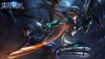 Heroes of the Storm Desktop Wallpaper 61876