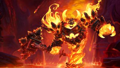 Heroes of the Storm Ragnaros Wallpaper 61889
