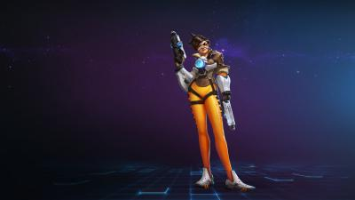 Heroes of the Storm Tracer Wallpaper 61887