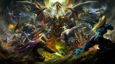 Heroes of the Storm Wallpaper Background HD 61878