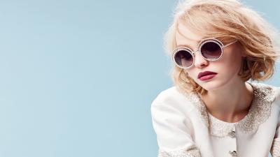 Lily Rose Depp Wide Wallpaper 61925