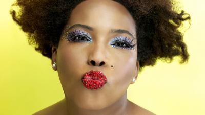 Macy Gray Face Makeup Wallpaper 60992