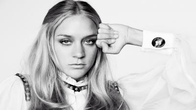Monochrome Chloe Sevigny Wallpaper 61535