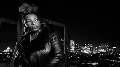 Monochrome Macy Gray Wallpaper 60991