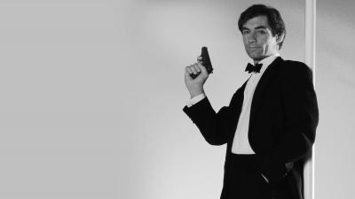 Monochrome Timothy Dalton Actor Wallpaper 61595