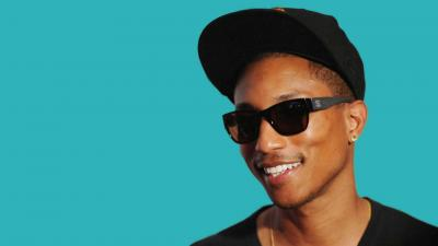 Pharrell Williams Smile Wallpaper 60980