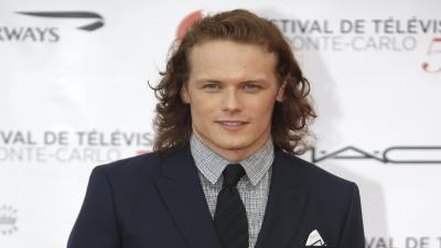 Sam Heughan Hairstyle Wallpaper 60122