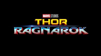 Thor Ragnarok Movie Logo Wallpaper 61917