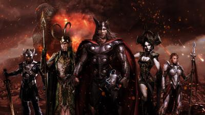 Thor Ragnarok Wallpaper 61919
