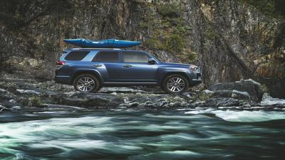 Toyota 4Runner Desktop HD Wallpaper 61600