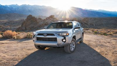 Toyota 4Runner HD Wallpaper 61602