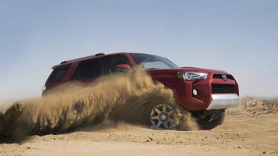 Toyota 4Runner Off Roading Wallpaper 61598