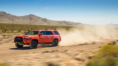 Toyota 4Runner Wallpaper 61604