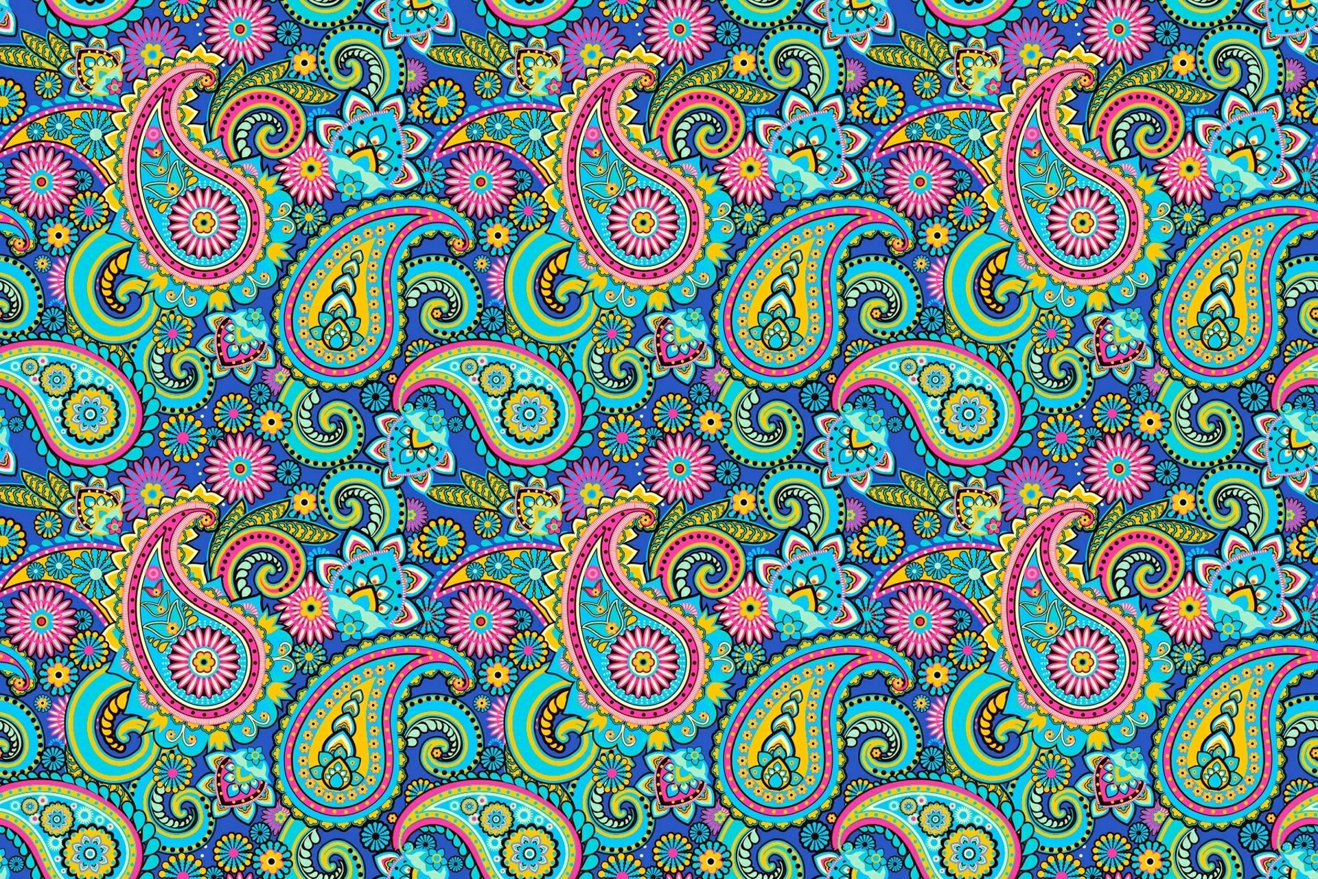 Paisley Desktop Wallpaper Download