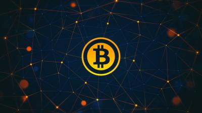 Abstract Bitcoin Widescreen Wallpaper 62344