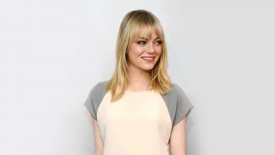 Emma Stone Smile Wallpaper Background 60998