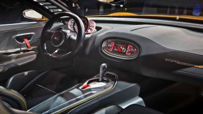 Kia Stinger Car Interior Wallpaper 59821