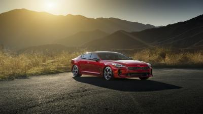 Kia Stinger Car Wallpaper 59825