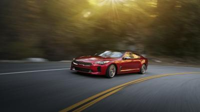 Kia Stinger Desktop HD Wallpaper 59822