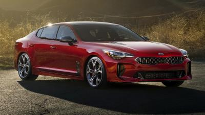 Kia Stinger Desktop Wallpaper 59820