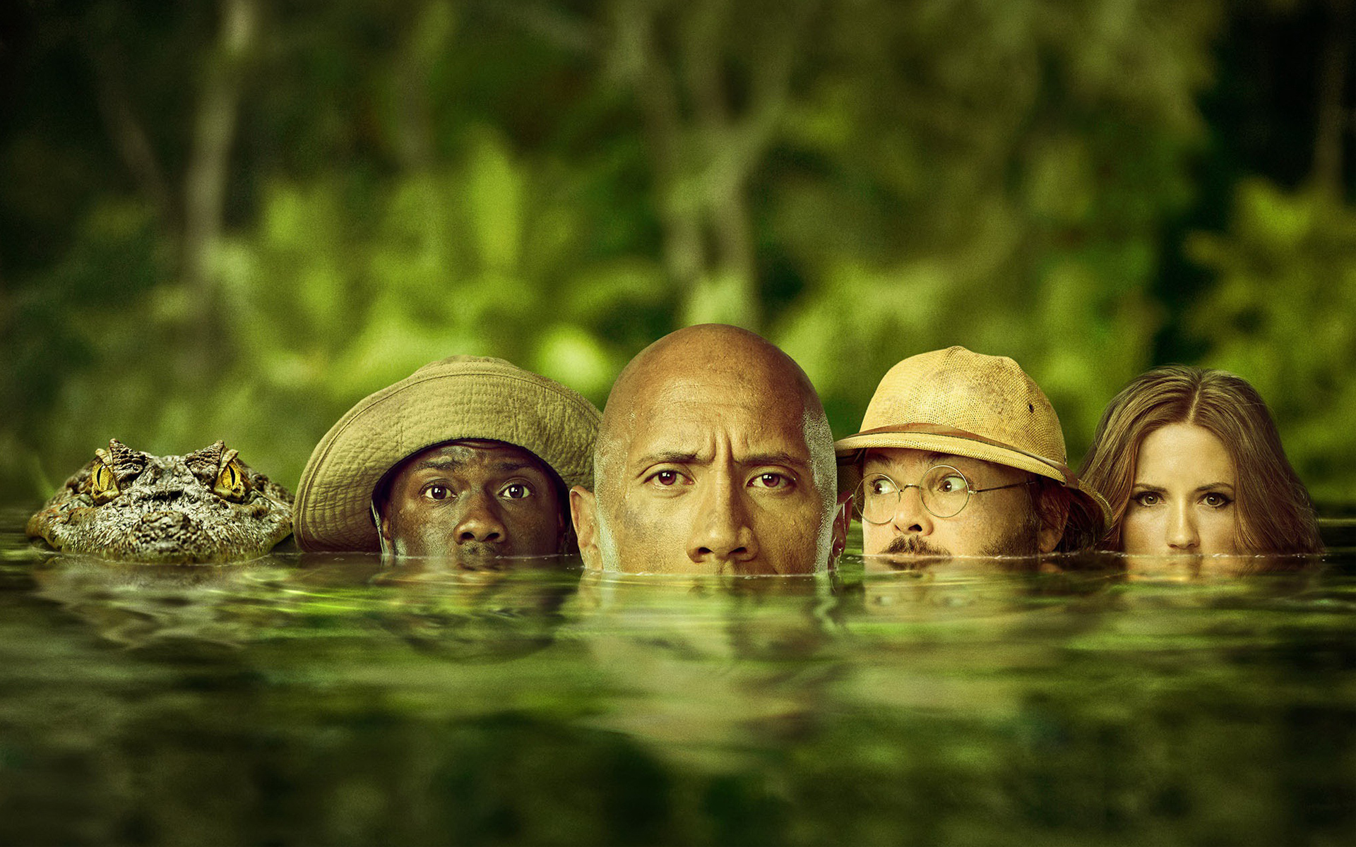 jumanji welcome to the jungle desktop wallpaper 62106