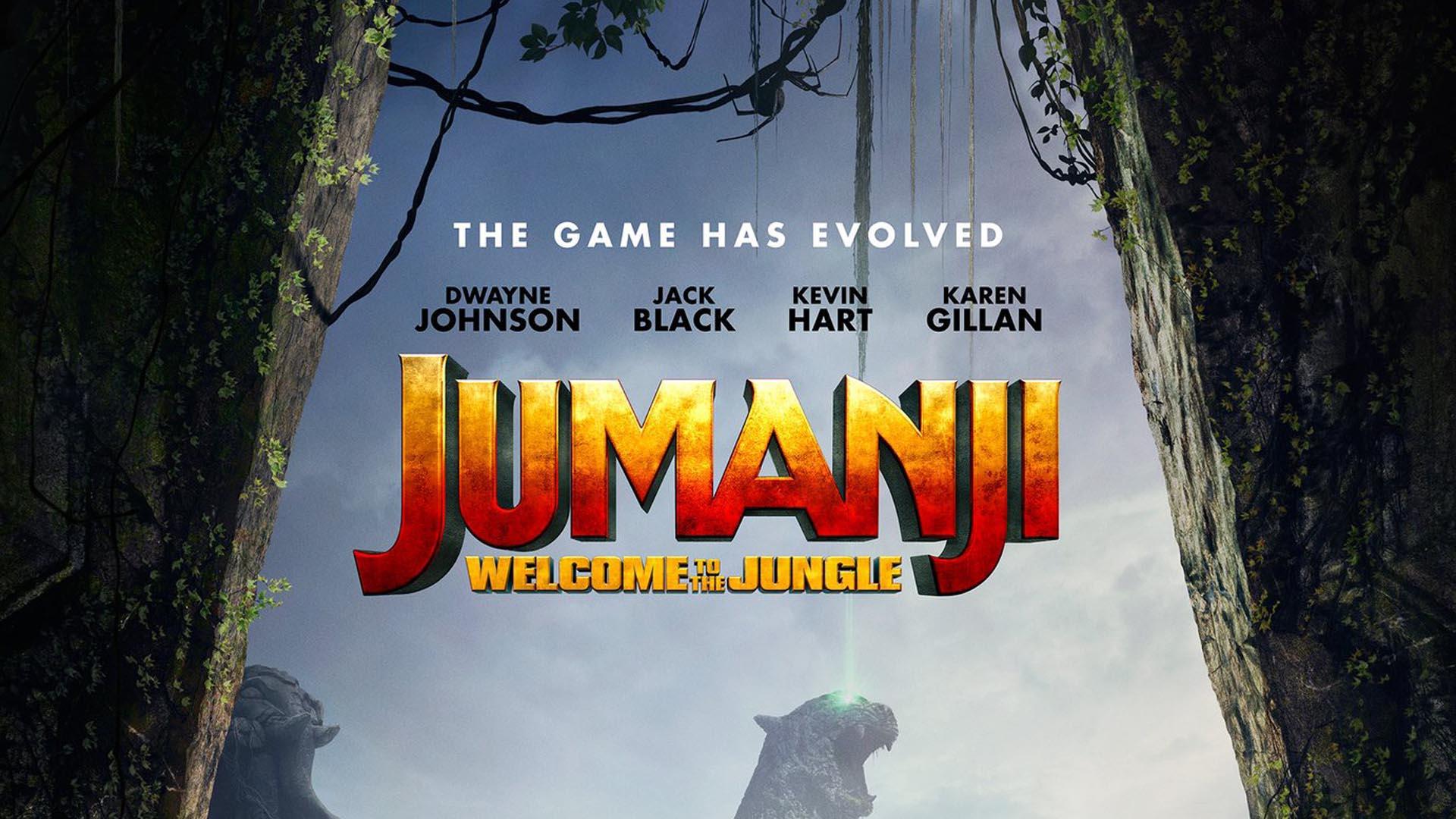 jumanji welcome to the jungle movie wallpaper 62107