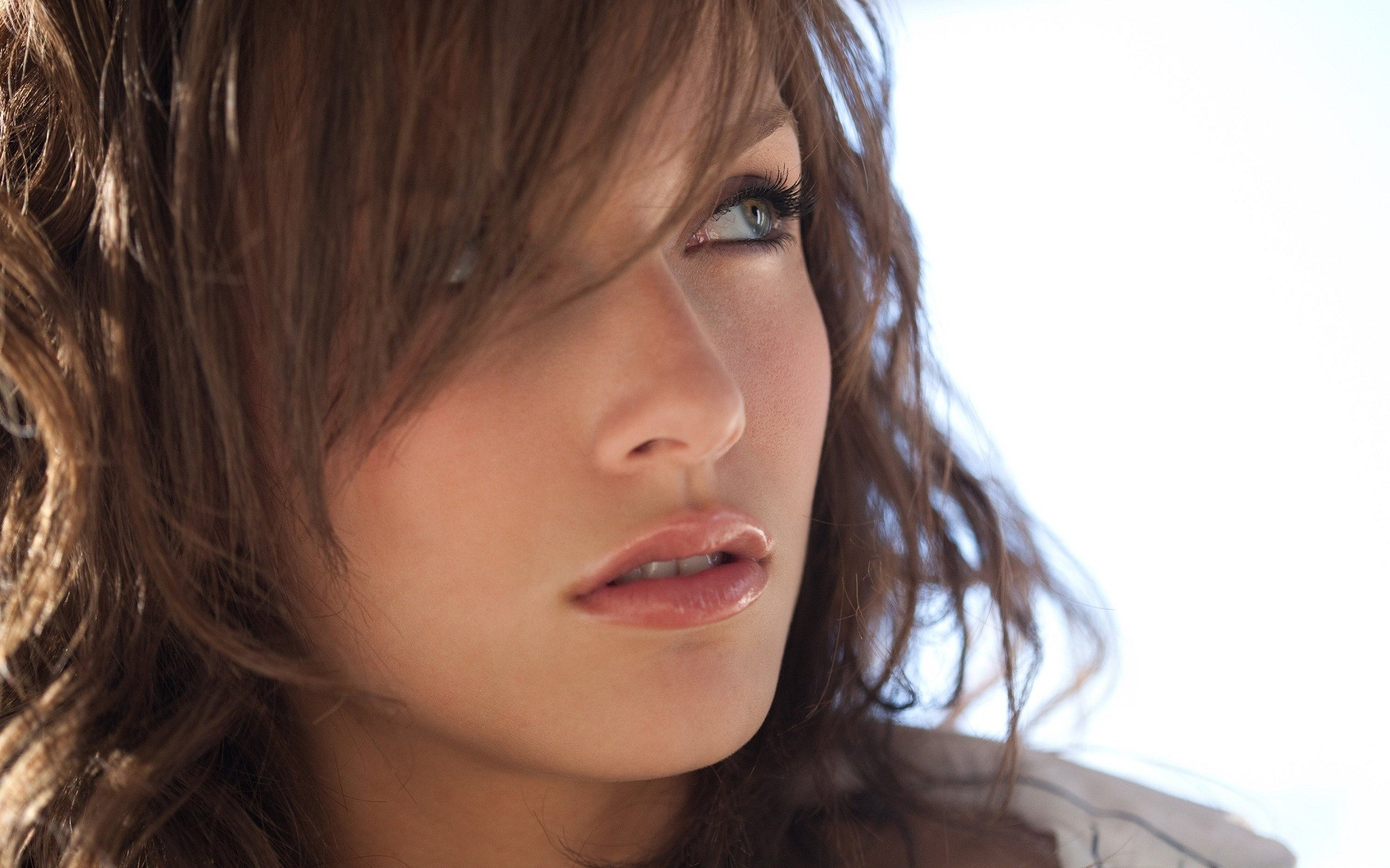 malena morgan face makeup wallpaper 60323