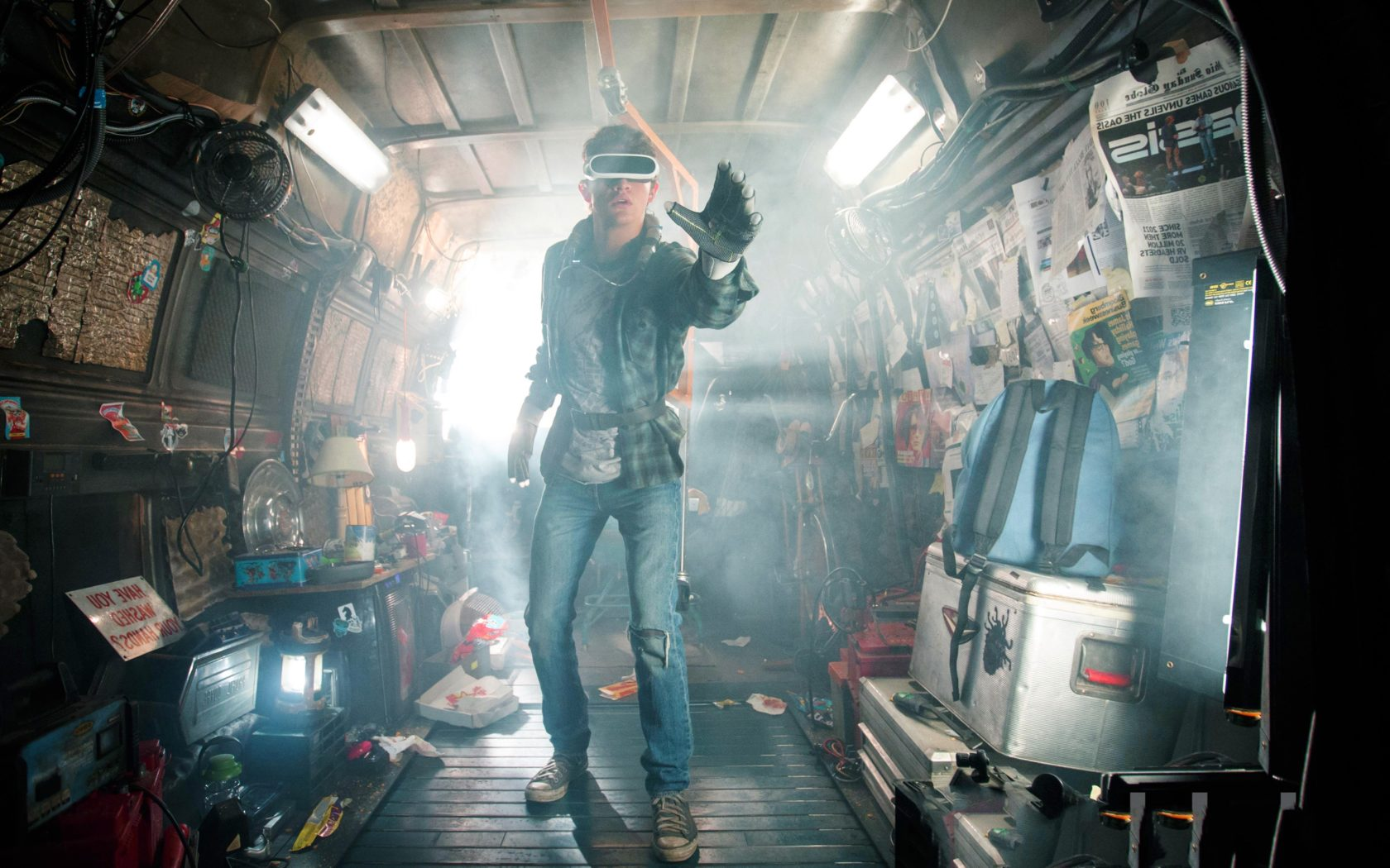 Image result for ready player one wallpaper