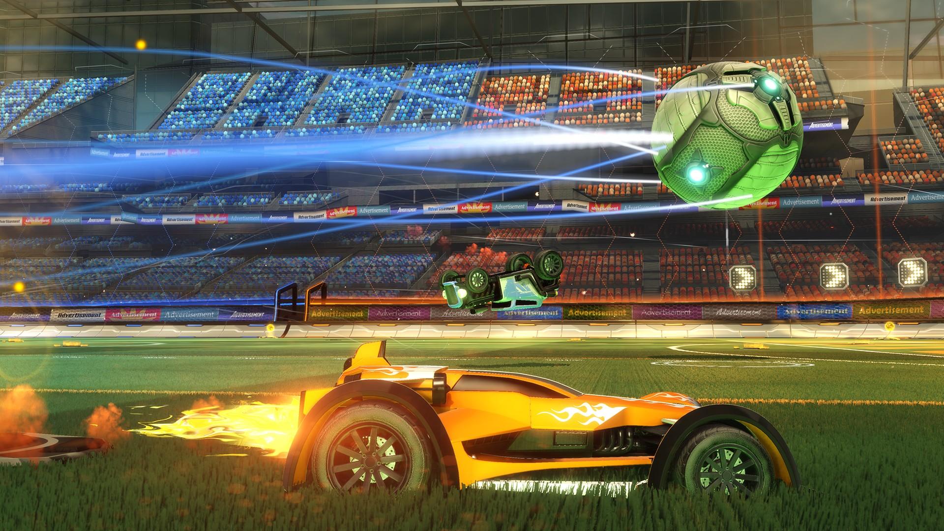 rocket league desktop wallpaper 61722