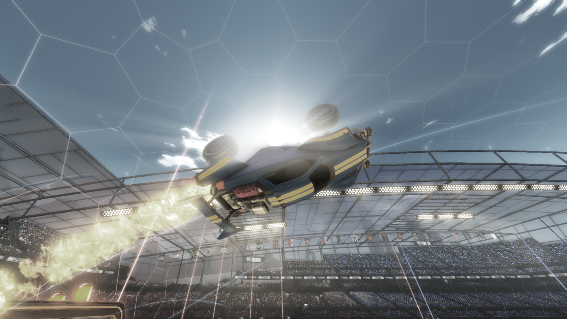 rocket league wallpaper 61719