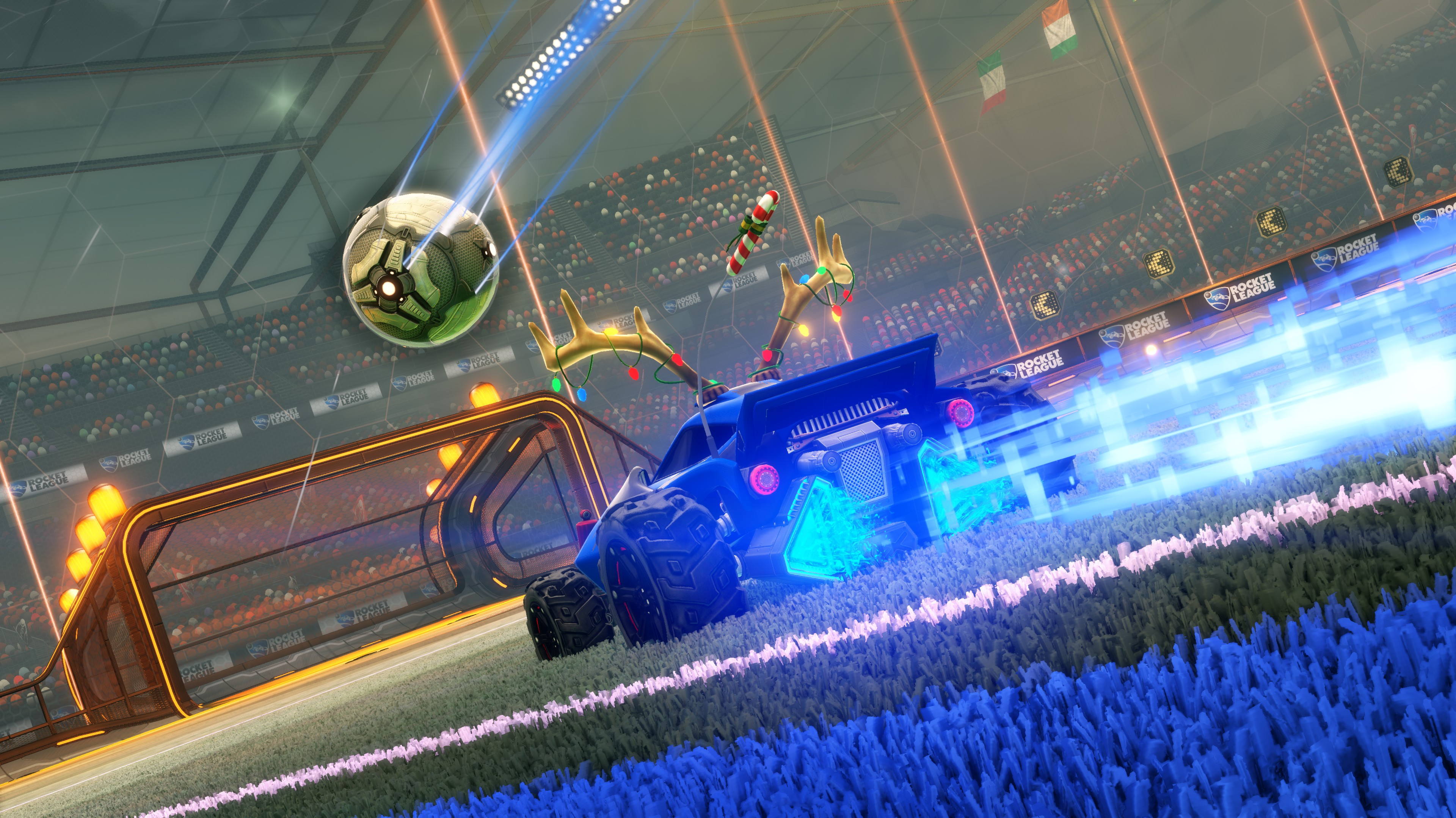 rocket league widescreen wallpaper 61724