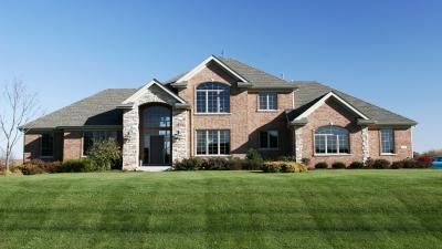 Big House Widescreen Wallpaper 62357