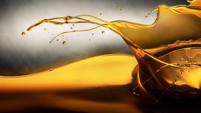Gold Liquid Desktop Wallpaper 60329