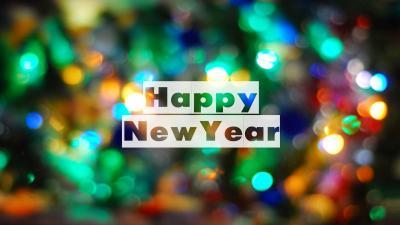 Happy New Year Computer Wallpaper 62289
