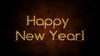 Happy New Year Holiday Wallpaper 62294