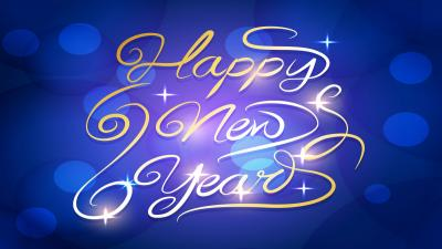 Happy New Year Wallpaper 62290