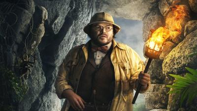 Jumanji Welcome to the Jungle Jack Black Wallpaper 62111