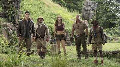 Jumanji Welcome to the Jungle Movie Desktop Wallpaper 62109