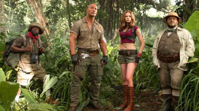 Jumanji Welcome to the Jungle Widescreen HD Wallpaper 62108